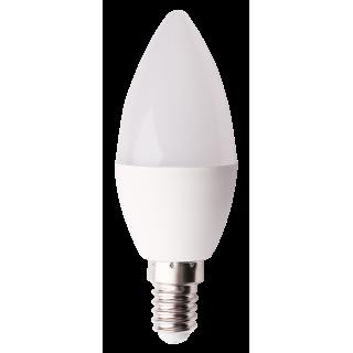 LED Lemputė E14 C37