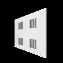LED Panelė 120lm/W ir 150lm/W UGR<16