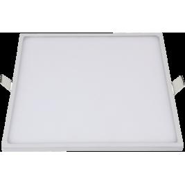 LED Panelė (Slim) Kvadratinė IP44